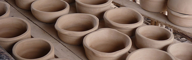 picture of pottery