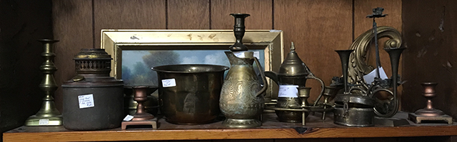 Picture of antiques