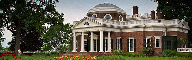picture of Monticello home
